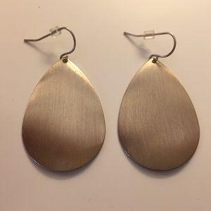 francesca's gold earrings
